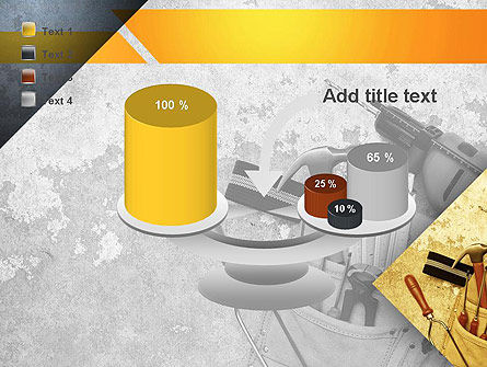 Construction Tools PowerPoint Template Slide 10