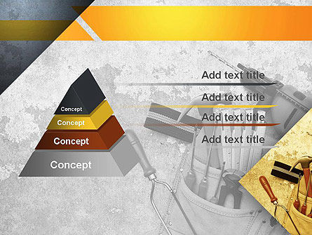 Construction Tools PowerPoint Template Slide 12