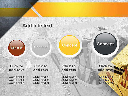 Construction Tools PowerPoint Template Slide 13