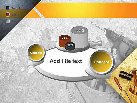 Construction Tools PowerPoint Template Slide 16