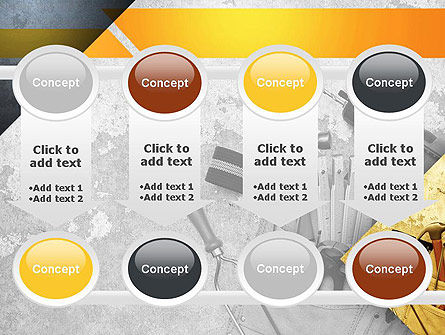 Construction Tools PowerPoint Template Slide 18