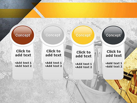 Construction Tools PowerPoint Template Slide 5