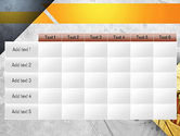 Construction Tools PowerPoint Template#15