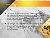Construction Tools PowerPoint Template#2