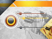 Construction Tools PowerPoint Template#3