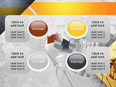 Construction Tools PowerPoint Template#9