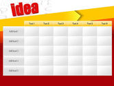 Idea with Arrows PowerPoint Template#15