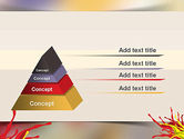 Red and Yellow Splash Paint PowerPoint Template#12