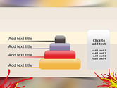 Red and Yellow Splash Paint PowerPoint Template#8