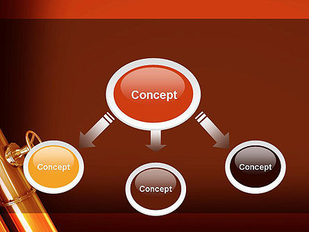 Industrial Pipes PowerPoint Template, Slide 4, 11197, Utilities/Industrial — PoweredTemplate.com