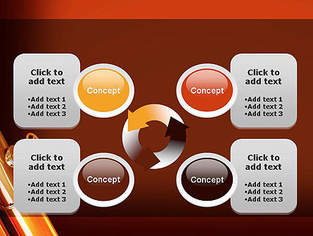 Industrial Pipes PowerPoint Template Slide 9