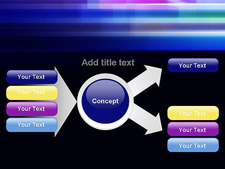 Abstract Multicolor Motion PowerPoint Template Slide 14