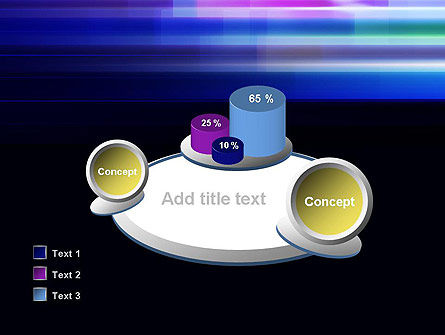 Abstract Multicolor Motion PowerPoint Template Slide 16
