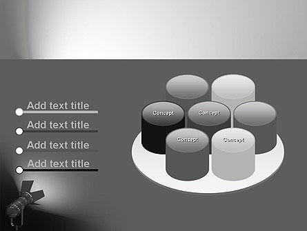 Spotlight PowerPoint Template Slide 12