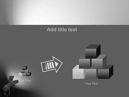 Spotlight PowerPoint Template Slide 13