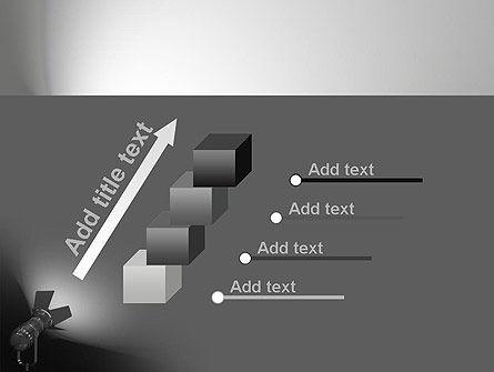 Spotlight PowerPoint Template Slide 14