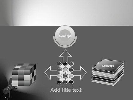 Spotlight PowerPoint Template Slide 19