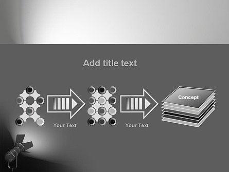 Spotlight PowerPoint Template Slide 9