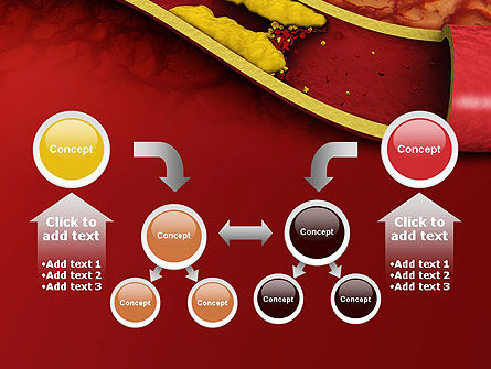 Cholesterol PowerPoint Template Slide 19