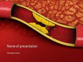 Medical: Modelo do PowerPoint - colesterol #11201