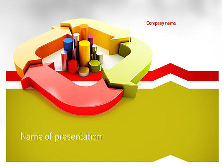 Company Results PowerPoint Template