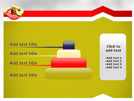 Company Results PowerPoint Template Slide 8