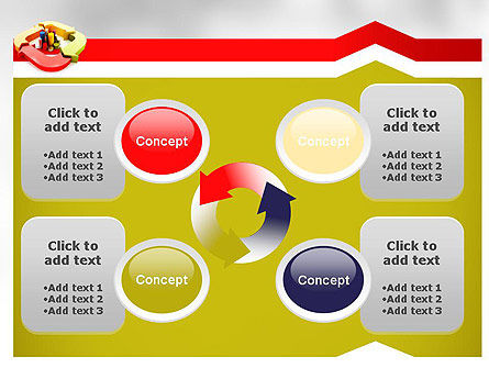 Company Results PowerPoint Template Slide 9