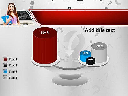 Exam PowerPoint Template Slide 10