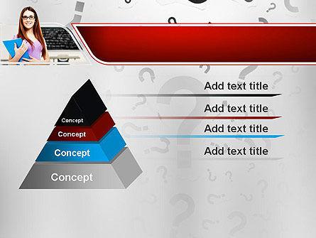 Exam PowerPoint Template Slide 12