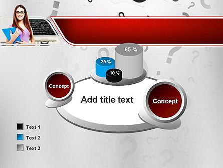 Exam PowerPoint Template Slide 16