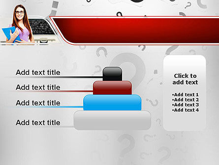 Exam PowerPoint Template Slide 8