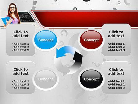 Exam PowerPoint Template Slide 9