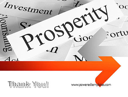 Prosperity PowerPoint Template Slide 20