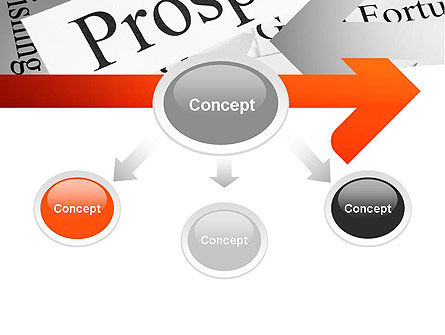 Prosperity PowerPoint Template Slide 4