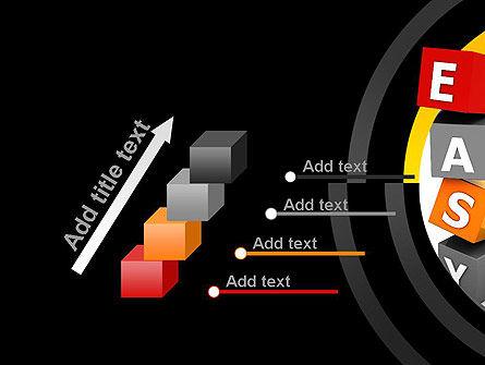 Easy Blocks PowerPoint Template Slide 14