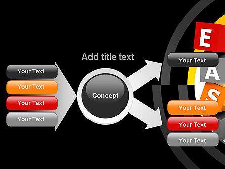 Easy Blocks PowerPoint Template Slide 15