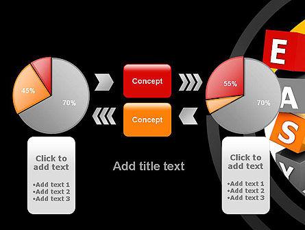 Easy Blocks PowerPoint Template Slide 16