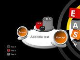Easy Blocks PowerPoint Template#6