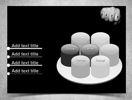 Hate PowerPoint Template Slide 12
