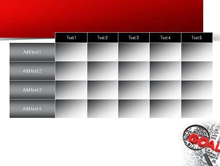 Business Goals PowerPoint Template Slide 15
