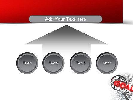 Business Goals PowerPoint Template Slide 8