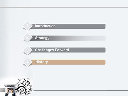 Business Creativity PowerPoint Template Slide 3