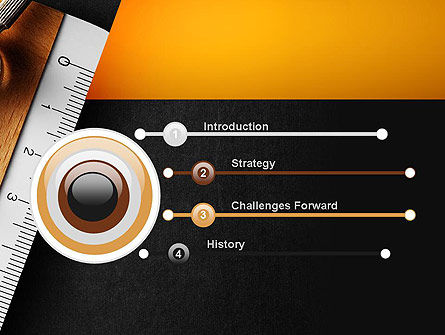 School Themed PowerPoint Template, Slide 3, 11219, Education & Training — PoweredTemplate.com