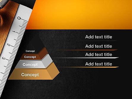 School Themed PowerPoint Template, Slide 4, 11219, Education & Training — PoweredTemplate.com