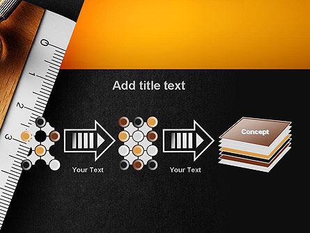 School Themed PowerPoint Template Slide 9
