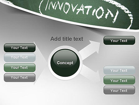 Innovation Mind Map PowerPoint Template Slide 14