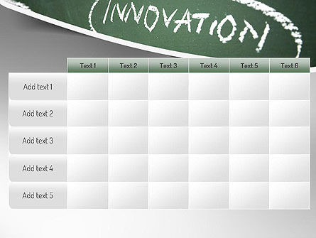 Innovation Mind Map PowerPoint Template Slide 15