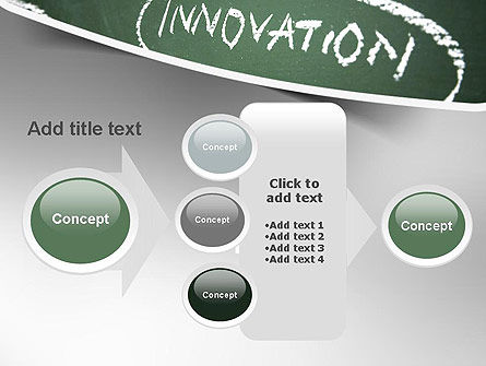 Innovation Mind Map PowerPoint Template Slide 17