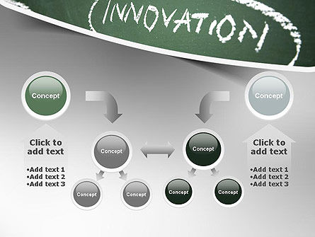 Innovation Mind Map PowerPoint Template Slide 19