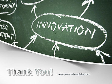 Innovation Mind Map PowerPoint Template Slide 20